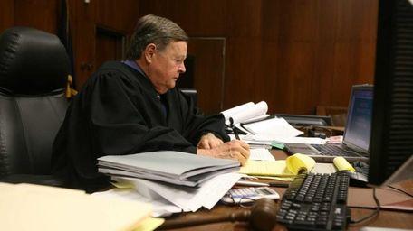 State Supreme Court Justice F. Dana Winslow, based