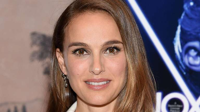 "Natalie Portman attends the ""Vox Lux"" screening in"