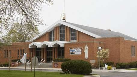 St. Francis of Assisi Church in Greenlawn, the