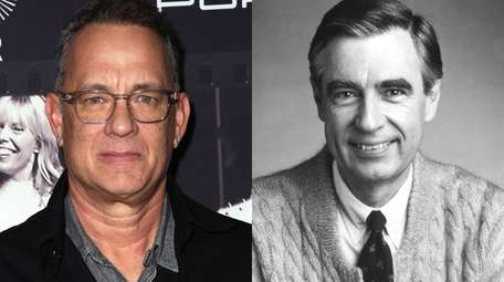 Tom Hanks is set to play the late