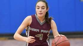 Deer Park's Julianna Knice discussed Kylie Kuhn's go-ahead