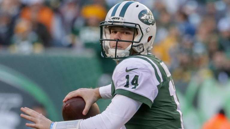 Sam Darnold finished his rookie season strong for