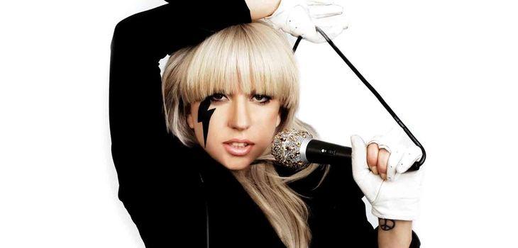 Singer-songwriter Lady Gaga.