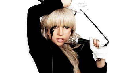 Singer-songwriter Lady Gaga.