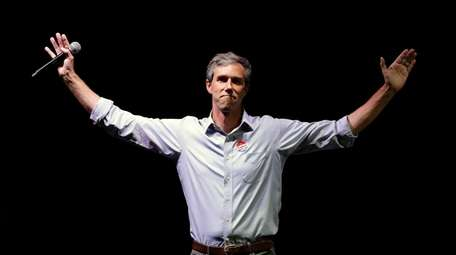 Rep. Beto O'Rourke, D-Texas, the 2018 Democratic candidate