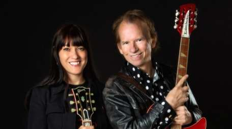 Maura and Pete Kennedy will perform at Stony
