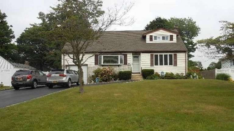 This West Islip house is listed for $375,000.