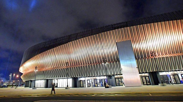 NYCB Live's Nassau Veterans Memorial Coliseum will host