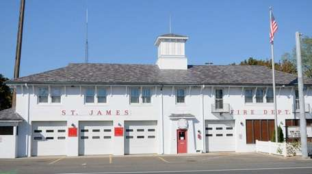 The St. James Fire District provides coverage for