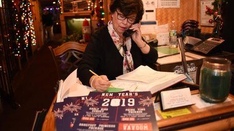 Kathleen Donish, general manager at Harbor Crab Co.