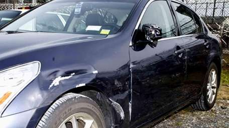Police say Ralph Cerullo crashed his 2008 Infiniti