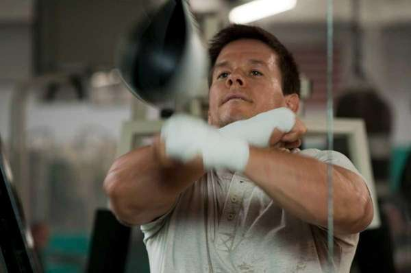 Mark Wahlberg in Paramount Pictures' quot;The Fighter,quot; a
