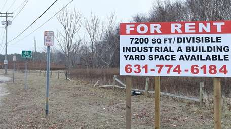 A Riverhead Town resident has proposed selling this