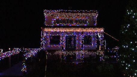 A house at Camp Pa-Qua-Tuck n Center Moriches