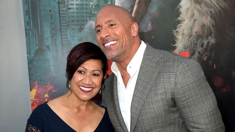 Dwayne Johnson Surprises His Mother With New Home For