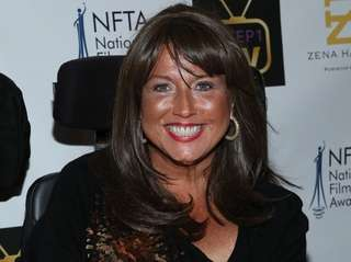 Abby Lee Miller attends the National Film and