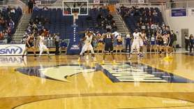 The Hofstra men's basketball team wrapped up 2018