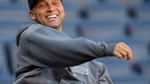 The Yankees and Derek Jeter are expected to