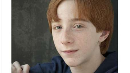 Larry Saperstein is an aspiring 12-year-old actor from