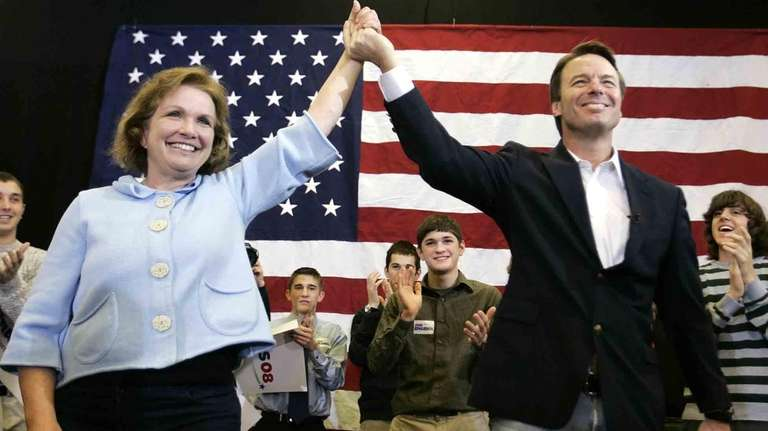 In this Jan. 1, 2008 file photo, then-Democratic