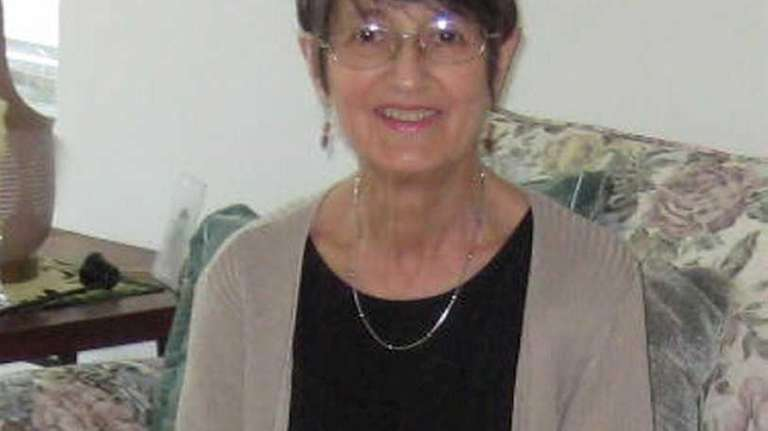 Marianne Hadjin, a long-time resident of Huntington, died