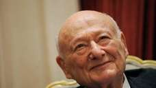 Former Mayor Ed Koch, the combative, acid-tongued politician