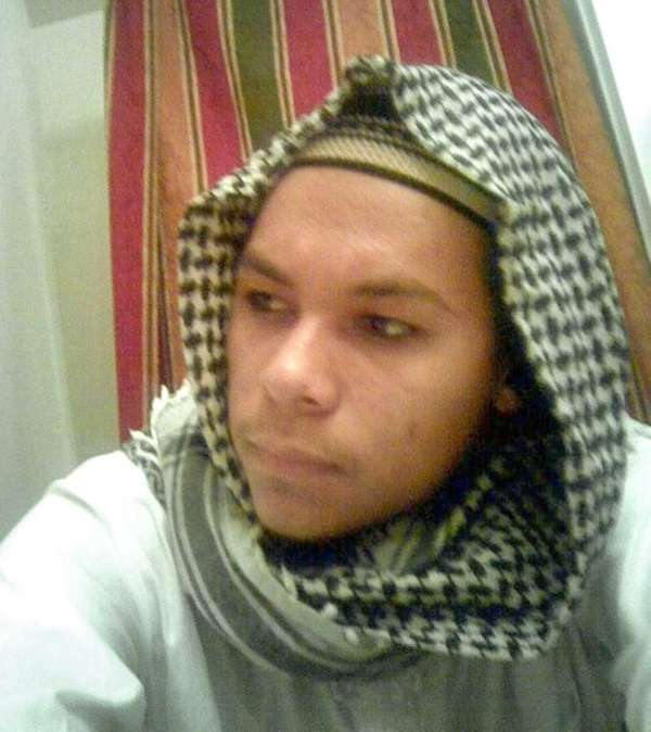 Antonio Martinez a.k.a. Muhammad Hussain, of Baltimore, Md.,
