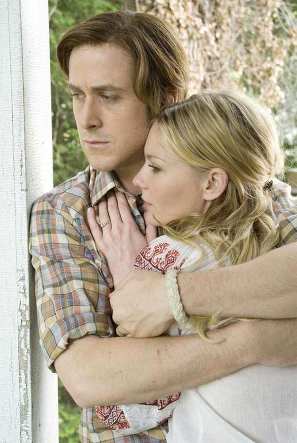 Ryan Gosling and Kirsten Dunst in ALL GOOD