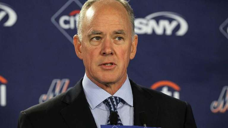 Mets general manager Sandy Alderson acquired four new