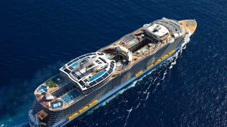 Royal Caribbean offers deals on repositioning cruises.