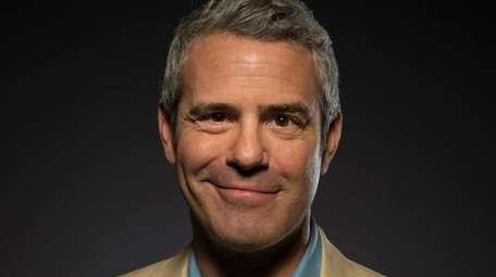 Andy Cohen said he is thrilled to be