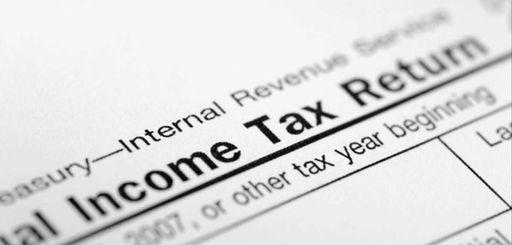 U.S. tax form