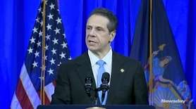 Gov. Andrew M. Cuomo, a Democrat beginning his