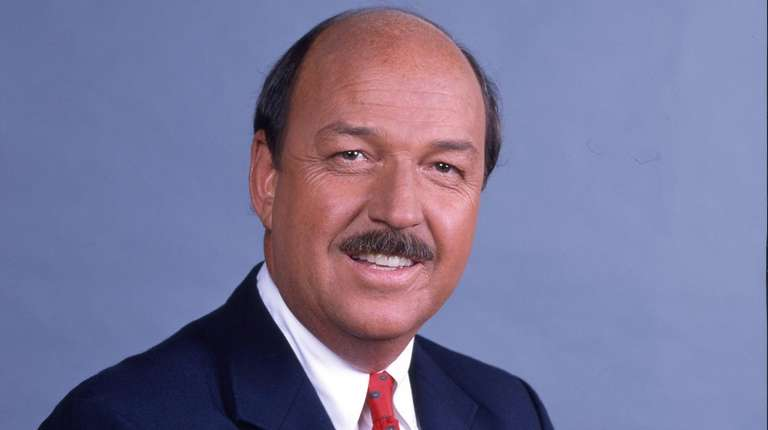 """Mean"" Gene Okerlund was inducted by Hulk Hogan"