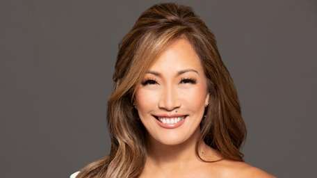 """Carrie Ann Inaba joined CBS' """"The Talk"""" as"""