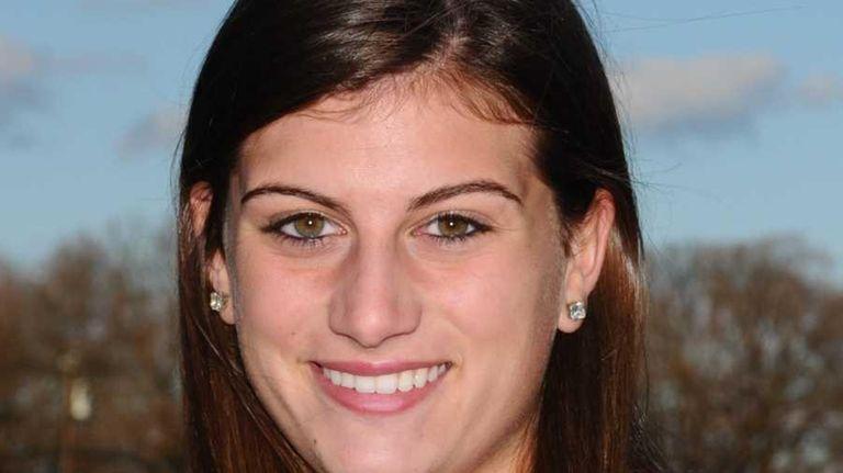 CARRI ROCCARO East Islip junior, defense/midfield Her seven
