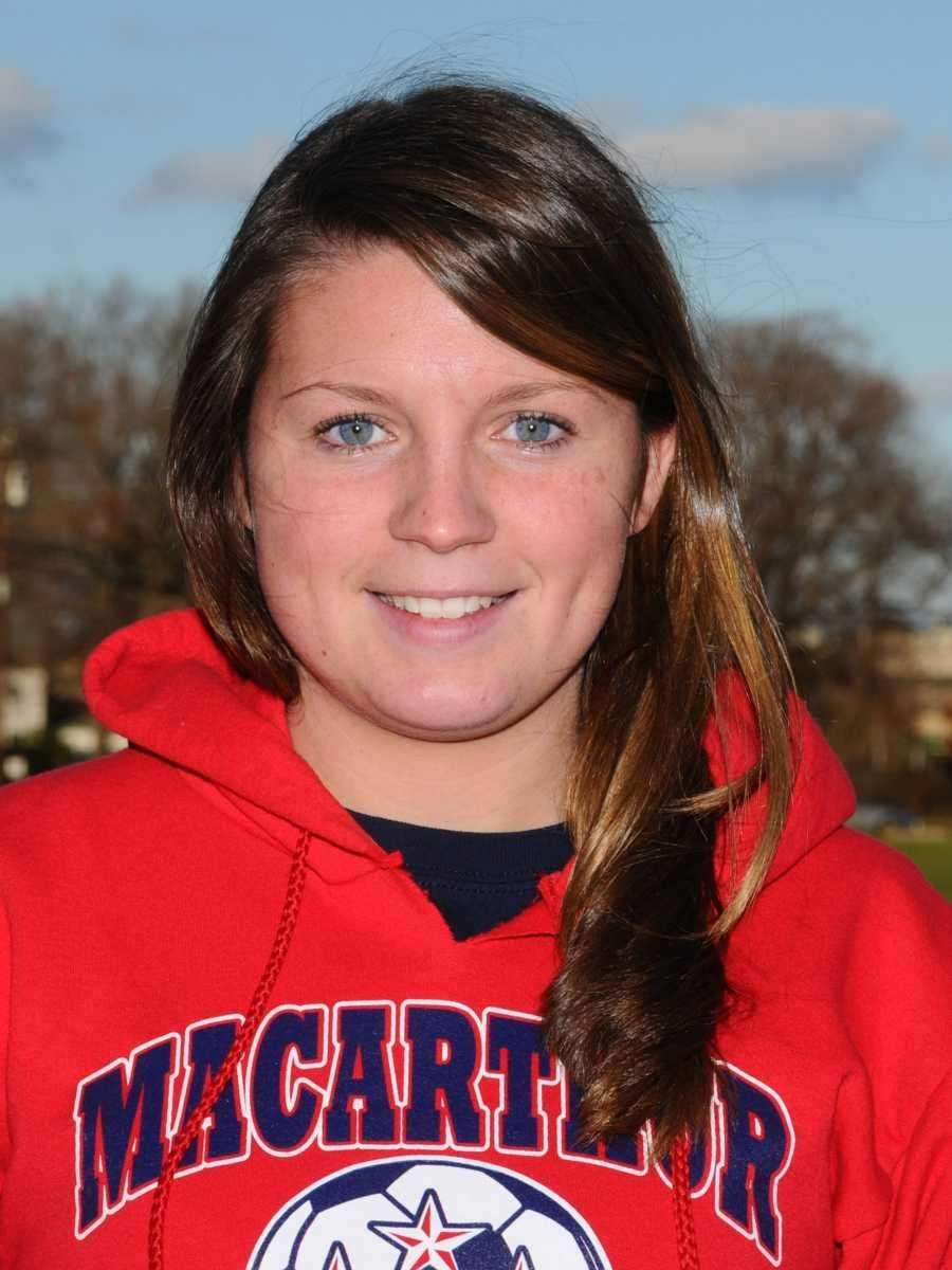 JILL MULHOLLAND MacArthur junior, forward Second in Nassau