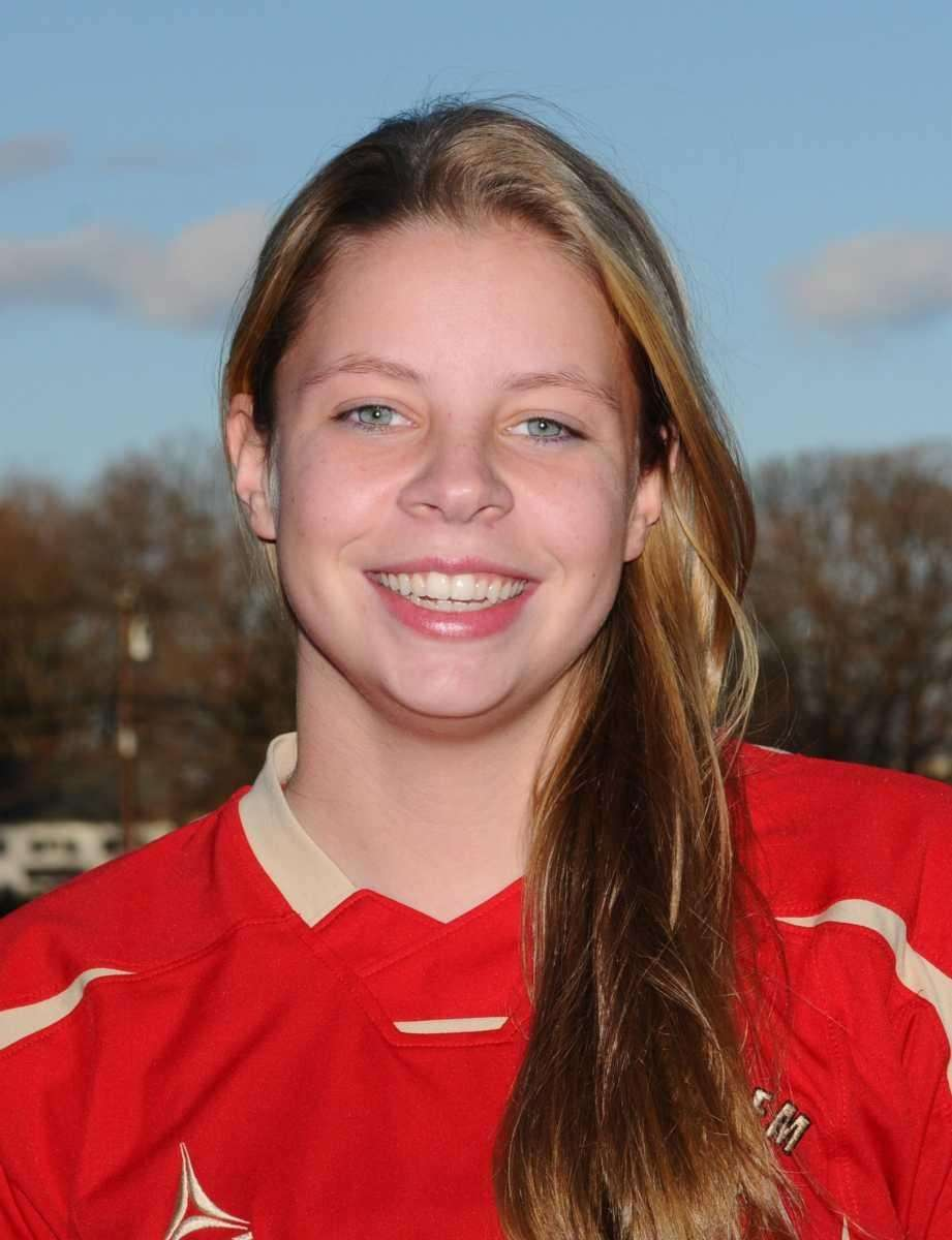 ALYSSA GUTIERREZ Sachem East Senior, goalie Recorded 12