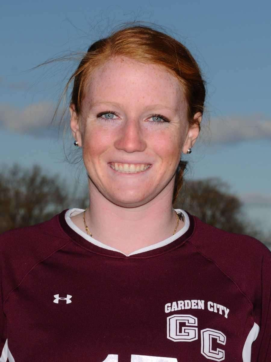 BARBARA SULLIVAN Garden City senior, forward The co-captain