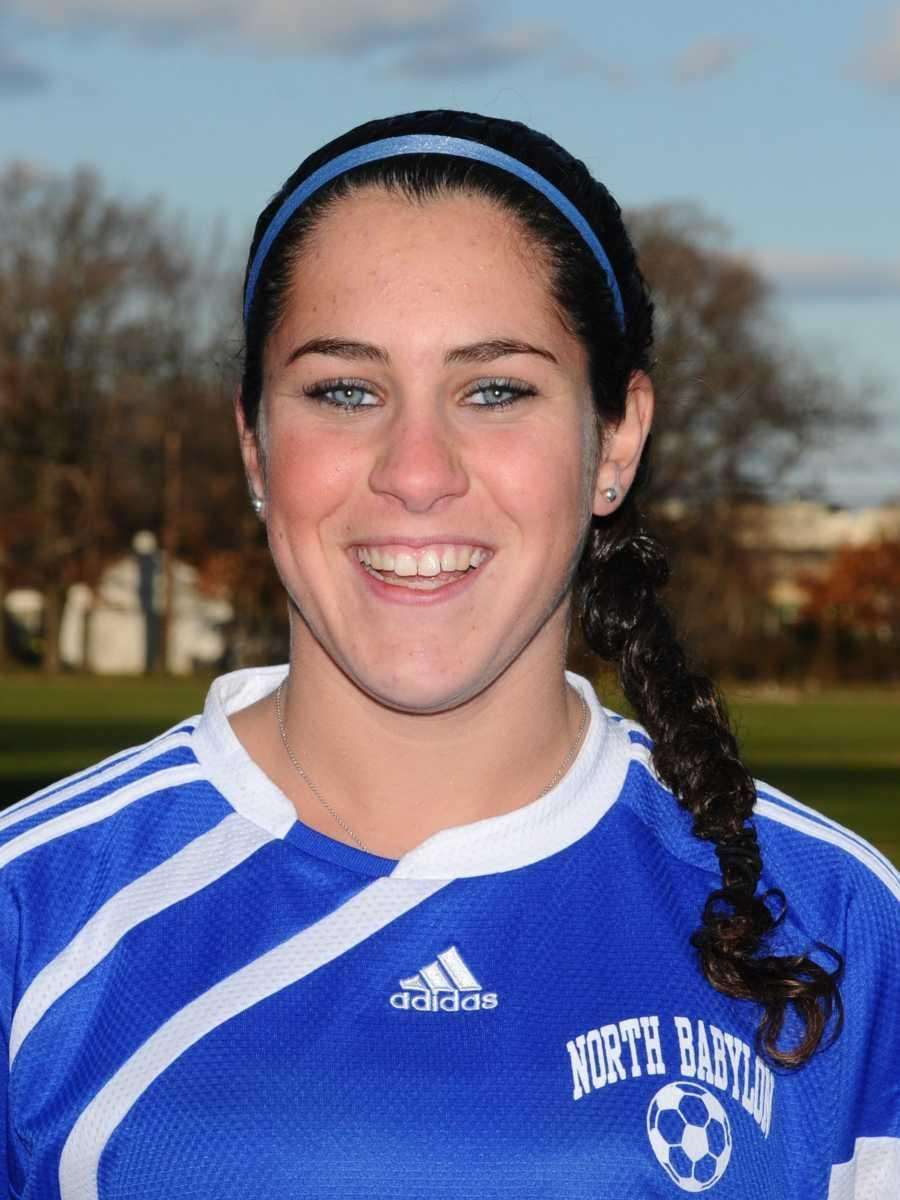 EMILY UDE North Babylon junior, forward/midfield Led Suffolk