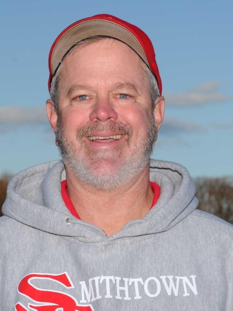 BILL HAMILTON Smithtown East, Suffolk coach of the