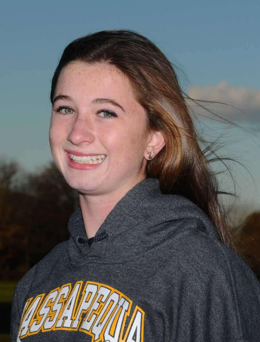 KELSEY O'BRIEN Massapequa Junior, Forward O'Brien helped propel