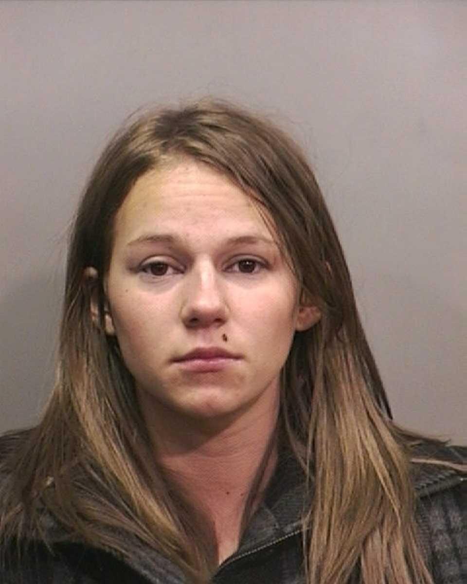 Police say Bernadette Behensky, 20, of Huntington Station,