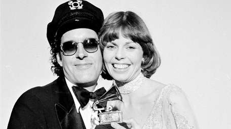 Daryl Dragon and his wife Toni Tennille, of