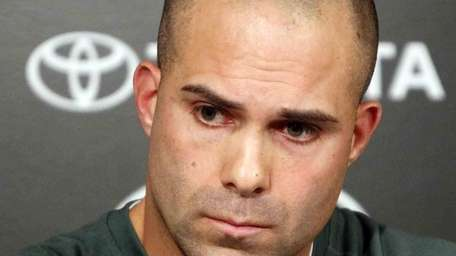 Sal Alosi, the Jets strength and conditioning coach,