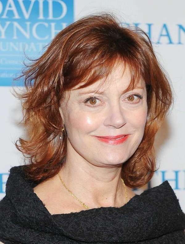 Actress Susan Sarandon attends the 2nd Annual David