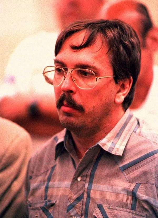 Admitted serial killer Joel Rifkin, of East Meadow,