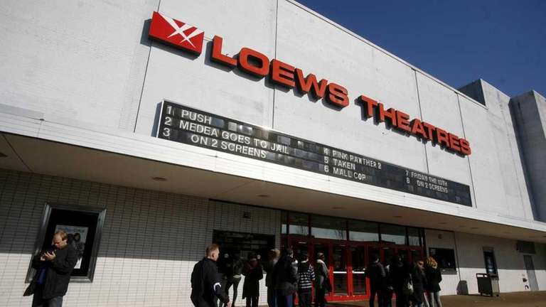 Disabled li woman files theater complaint newsday - Amc movie theater garden state plaza ...