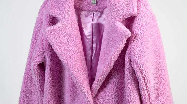 Forever 21's Dawn Pink Coat, $29.95 at Forever