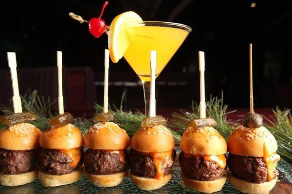 Sugar Dining Den and Social Club Chef Hok